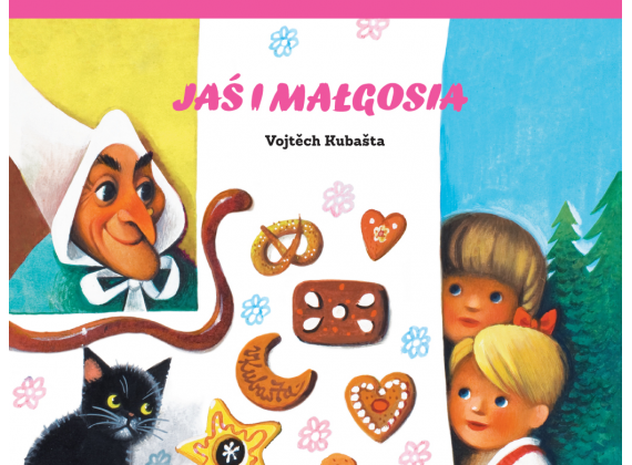 Jaś i Małgosia POP-UP