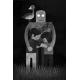 Dziki robot ucieka