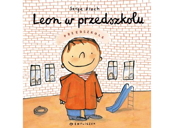 Leon w przedszkolu